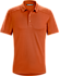 Chilco Polo Shirt SS Men's Rooibos