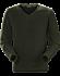 Donavan V-Neck Sweater Men's Dark Moss Heather