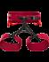 FL-365 Harness Men's Red Beach/Flare