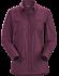 Fernie Shirt LS Women's Purple Reign