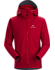 Gamma LT Hoody Men's Red Beach