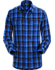 Gryson Shirt LS Men's Triton Deja Blue