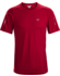 Motus Crew Neck Shirt SS Men's Red Beach