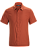 Revvy Shirt SS Men's Rooibos