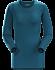 Satoro AR Crew Neck Shirt LS Women's Oceanus
