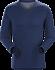Sirrus V-Neck LS Men's Triton Heather