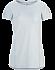 Taema Crew Neck Shirt SS Women's Athena Grey