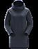 Vertices Première couche à capuche Women's Black Sapphire