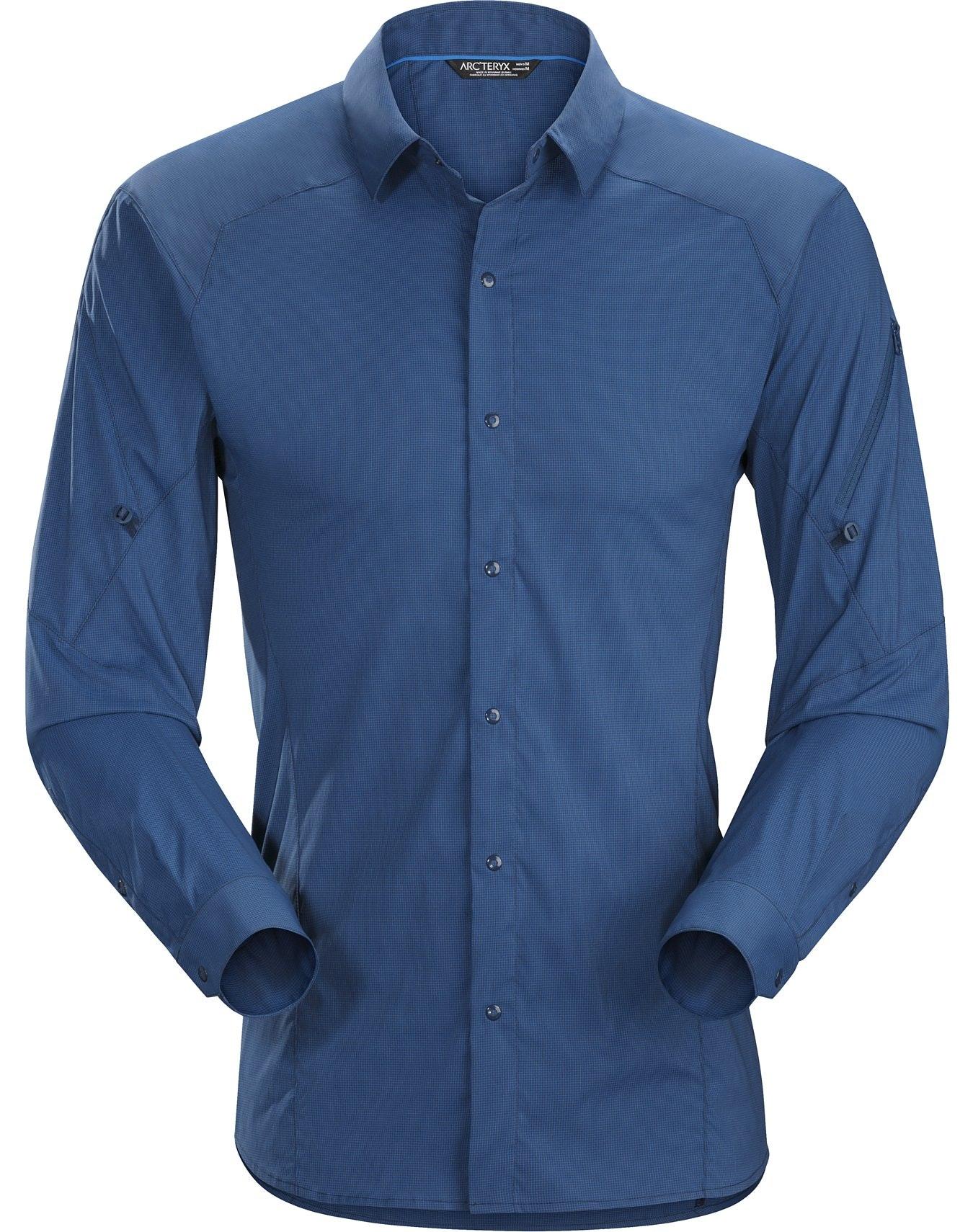 Elaho Shirt Ls Mens Arcteryx