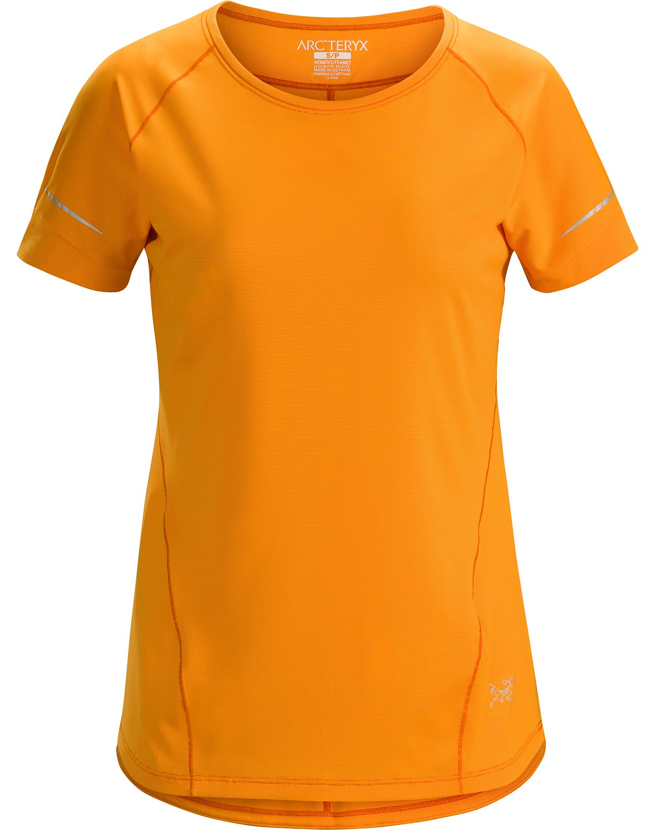 Arc'teryx Camisa Motus para cuello redondo con mujer TOkiuwPXZl