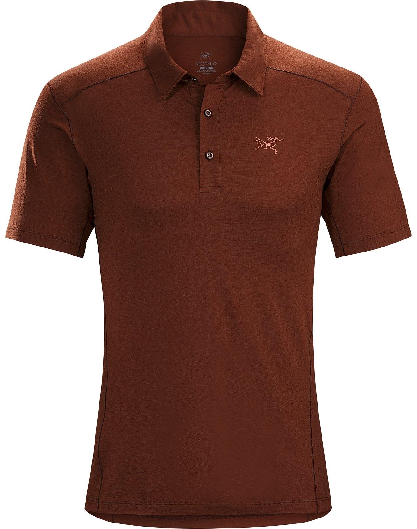 Pelion Polo Shirt Mens Arcteryx