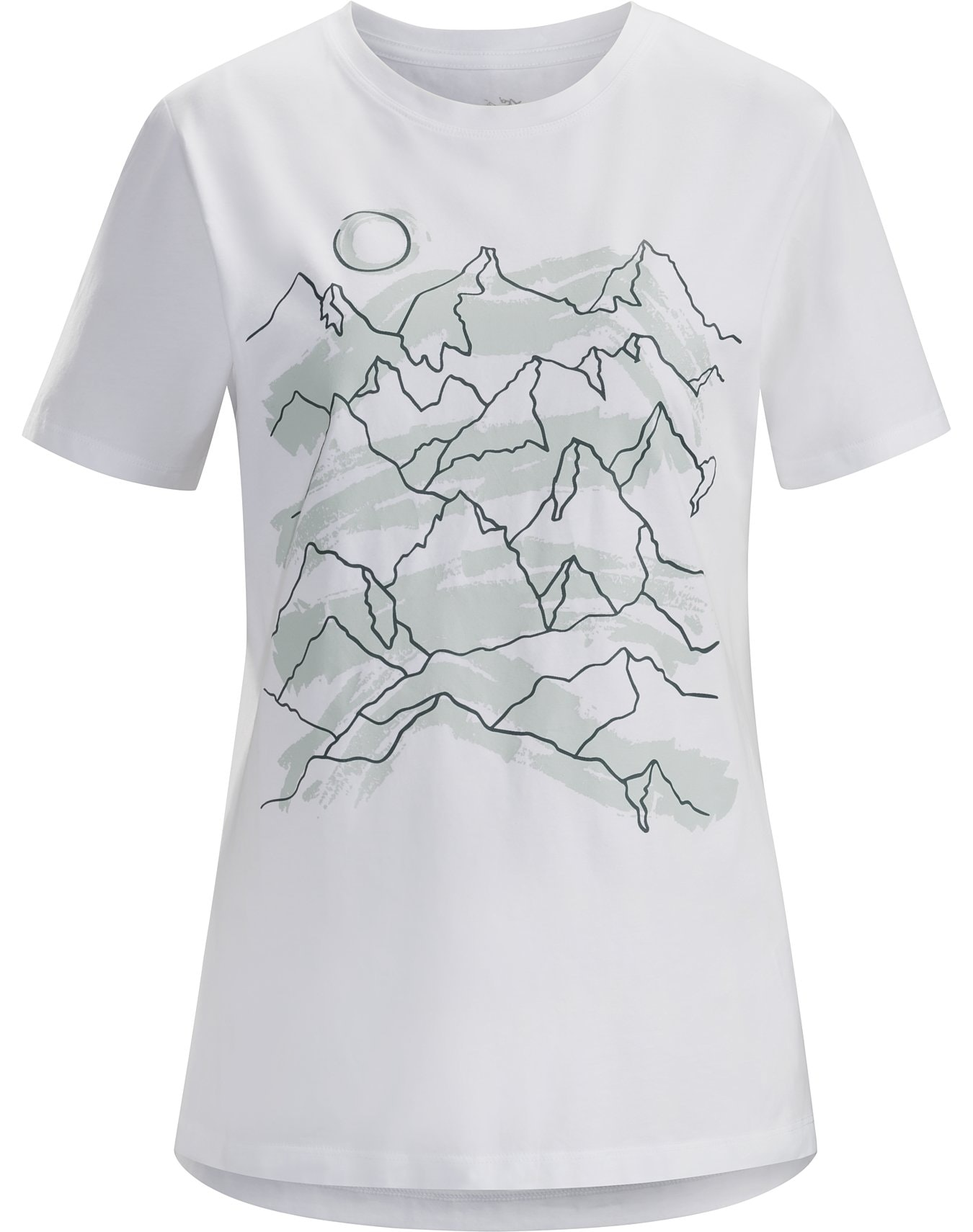 90558b812d Playground T-Shirt / Damen / Arc'teryx