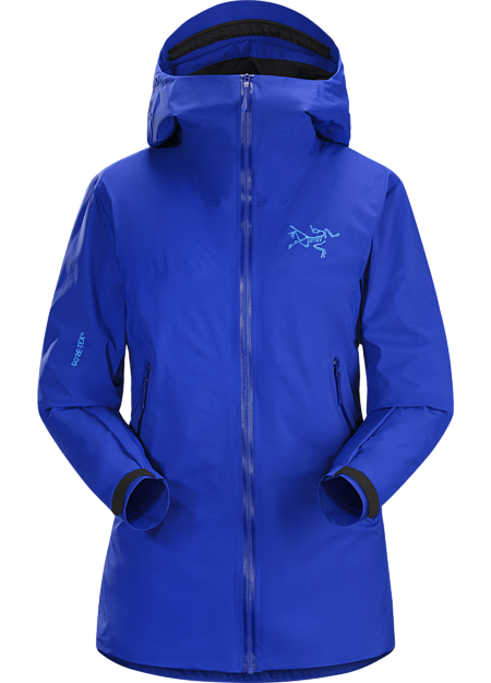 The single-layer solution for warmth and weather protection on backcountry tours.