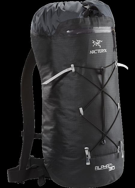 Alpha FL 30 Backpack  Black