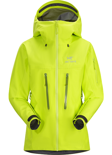 Alpha SV Jacket Women's Titanite