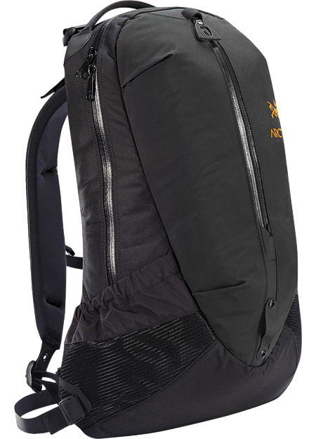 Urban commuter backpack with WaterTight® construction.