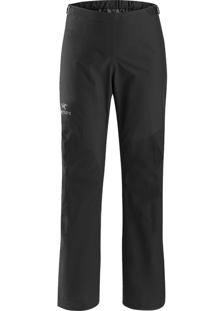 Lightweight, packable and waterproof GORE-TEX emergency pant designed for maximum mobility. Beta Series: All-round mountain apparel | SL: Superlight.