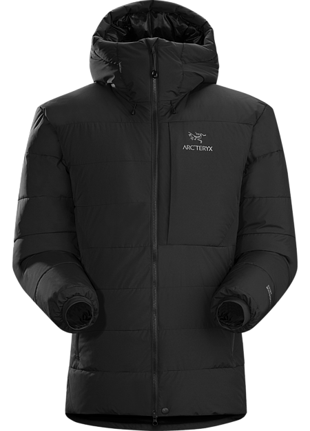 Ceres SV Parka Men's Black
