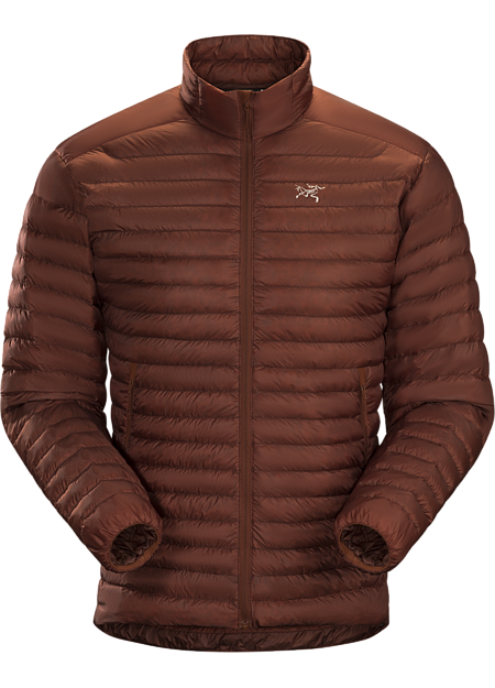 Superlight, highly packable down jacket performs as a mid layer or standalone. Down Series: Down insulated garments | SL: Superlight.