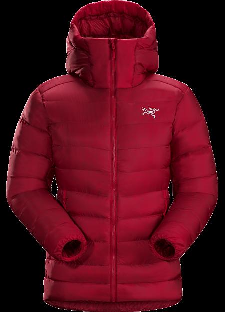 Veste à capuche Cerium SV Women's Pomegranate