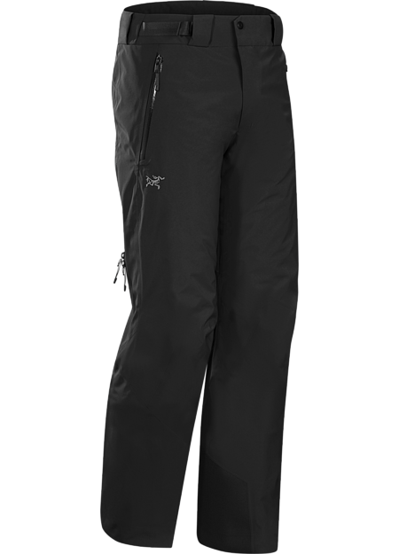 Waterproof GORE-TEX ski and snowboard pant with low profile Coreloft™ Compact synthetic insulation and a streamlined design for performance on cold days on piste.
