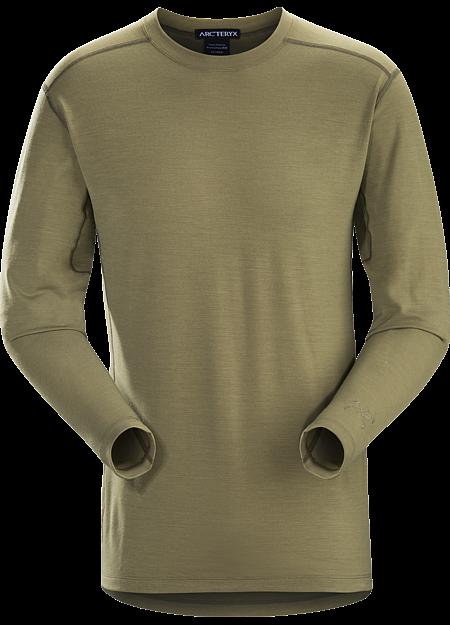 7960e39f12 Cold WX LS Shirt AR - Wool / Mens / Arc'teryx