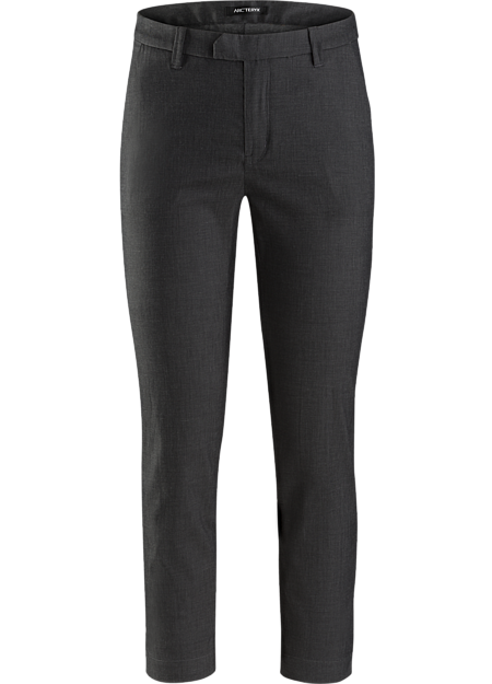 Comfortable cotton blend pant with Schoeller® 3XDRY technology.