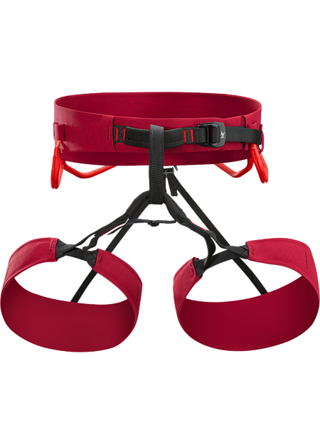 FL-365 Harness Men's Red Beach/Flare
