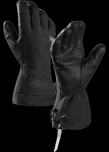 Fission Handschuhe  Black