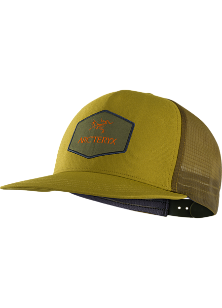 Hexagonal Trucker Hat  Yukon