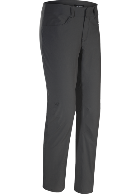 Durable stretch climbing pant with casual style.