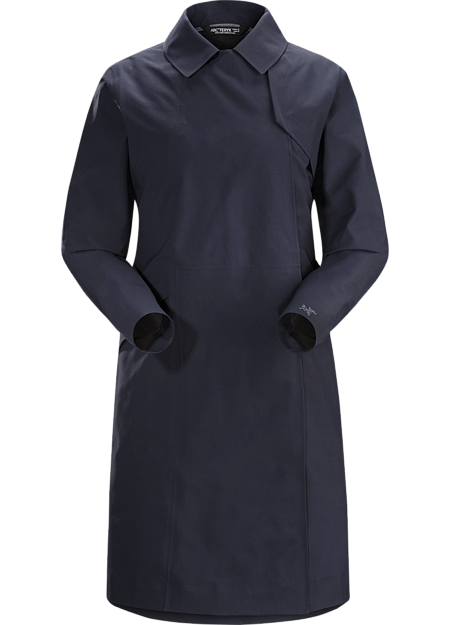 Nila Trench Coat Women's Kingfisher