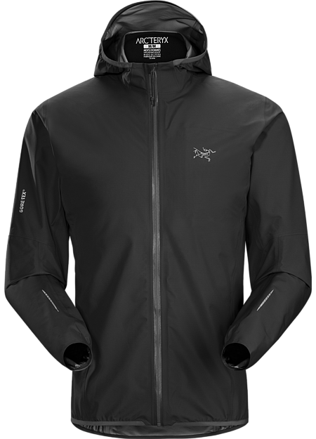 Norvan Jacket Men's Black