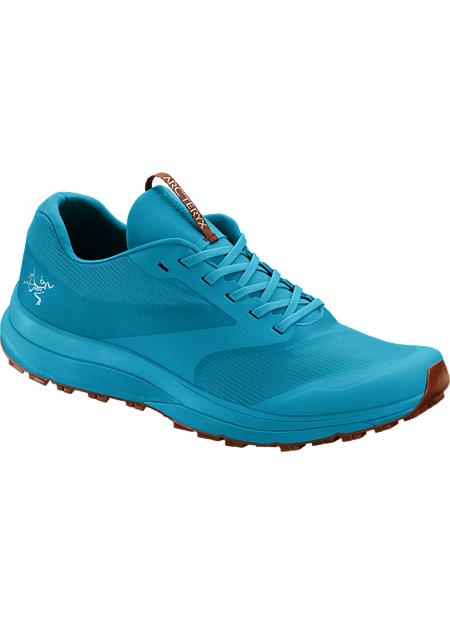 Lightweight, supportive trail running shoe for lasting comfort on extended runs.