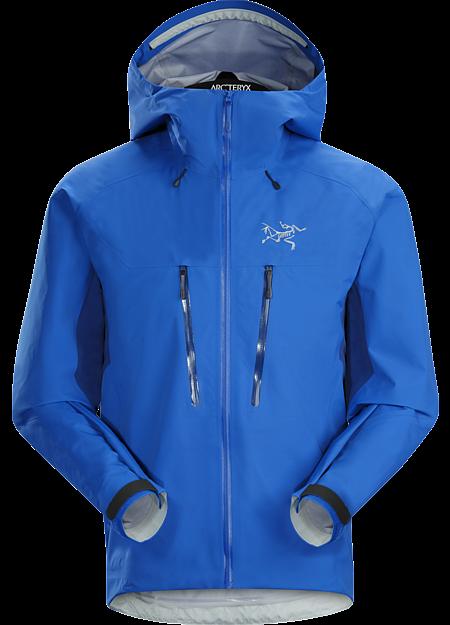 03a35d41f045c0 Manteau de ski alpinisme associant protection localisée contre les  intempéries et gestion thermique.