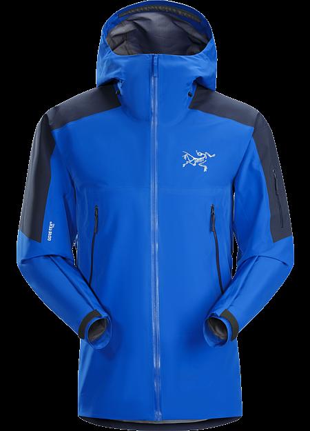 Rush LT Jacket Men's Blue Northern