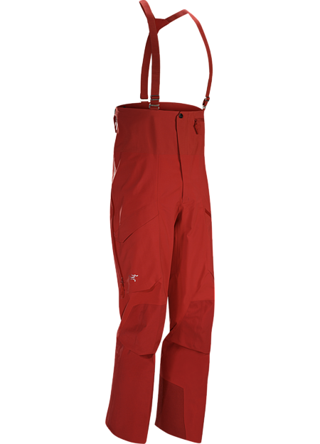 Rush LT Pant Men's Red Beach