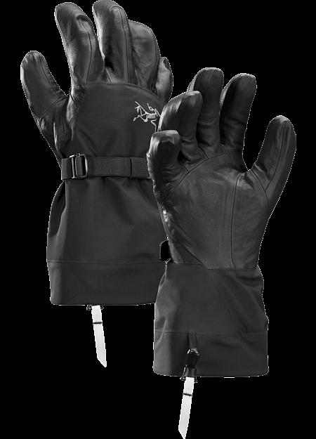 Rush SV Glove Men's Black