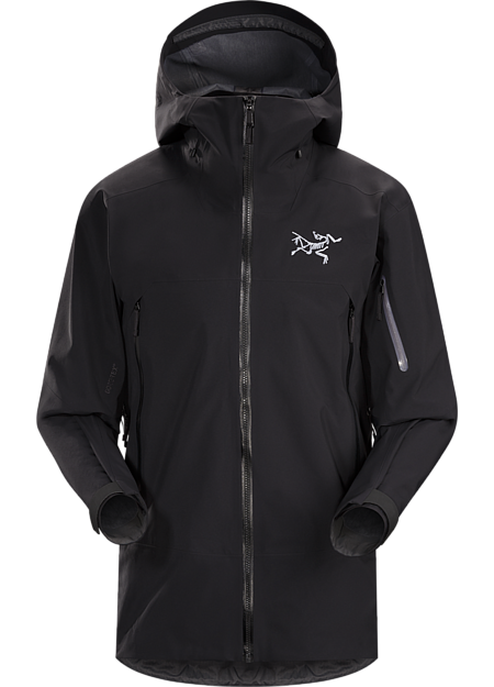 bcce379cf9 Big mountain, versatile GORE-TEX skiing and snowboarding jacket with  performance features, built Sabre Jacket