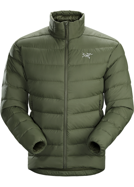 Warm, durable, versatile jacket with an Arato™ 30 nylon face fabric and insulated with lofty 750 fill grey goose down. Functions as a cold weather midlayer or standalone piece in cool, dry conditions. Down Series: Down insulated garments | AR: All Round.