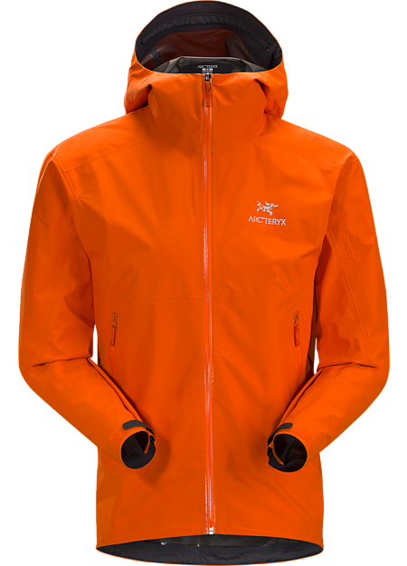 Zeta SL Jacket Men's Trail Blaze