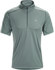 Accelero Comp Zip Neck SS Men's Proteus