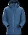 Camosun Parka Men's Hecate Blue