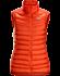 Veste sans manches Cerium LT Women's Hard Coral