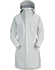 Codetta Coat Women's Athena Grey