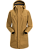 Codetta Coat Women's Ginger Root
