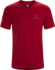 Emblem T-Shirt Men's Red Beach