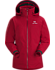 Fission SV Jacket Women's Pomegranate