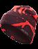 Grotto Toque  Crimson/Hard Coral