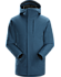 Magnus Coat Men's Hecate Blue